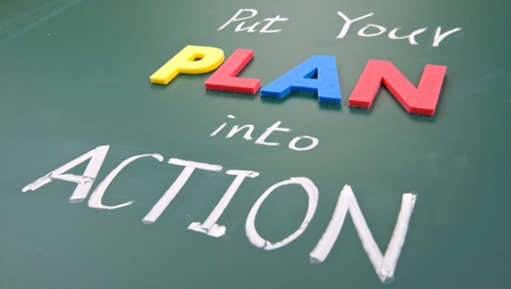Plans are worthless; Planning is essential.